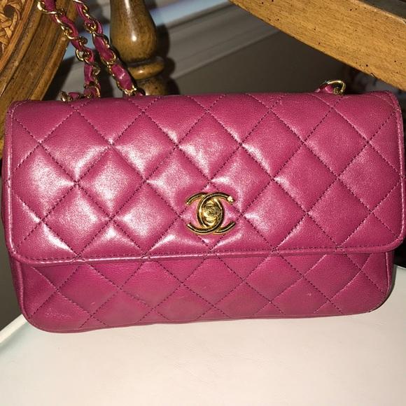 5d9c666d46a2f1 CHANEL Bags | Vintage Bag | Poshmark